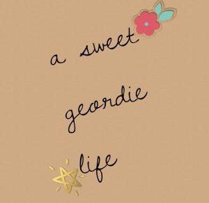 a sweet geordie life